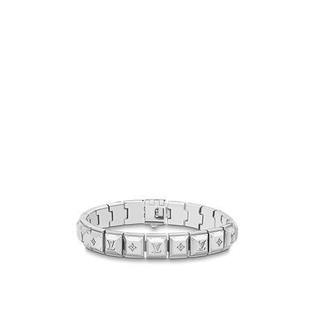 Nanogram Tennis Bracelet - Accessories   LOUIS VUITTON ®