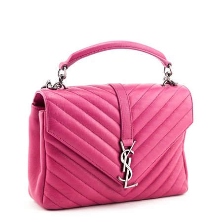 ysl bag pink