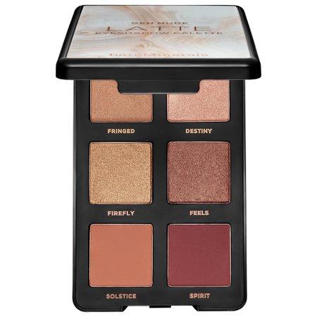 Gen Nude Eyeshadow Palette - bareMinerals | Sephora