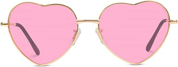 Tinted Pink Sunglasses