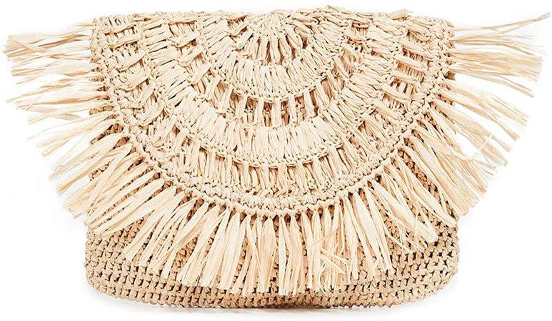 Mar Y Sol Women's Mia Mini Clutch, Natural, Tan, One Size: Handbags: Amazon.com