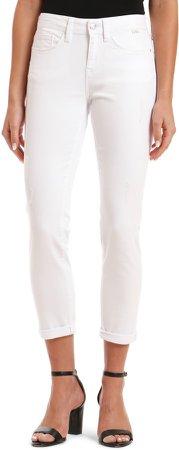 Ada Distressed Skinny Jeans