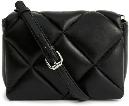 Brynn Quilted Lambskin Leather Shoulder Bag