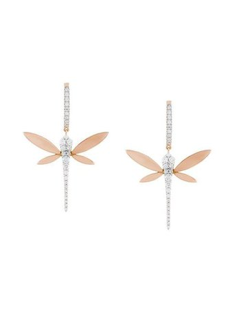 Anapsara dragonfly earrings
