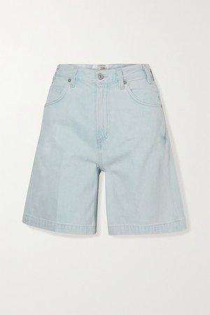 Rosa Denim Shorts - Light denim