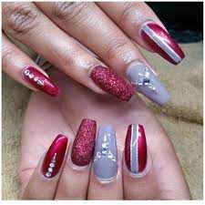 gray nails - Google Search