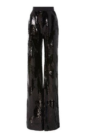 Strapless Sequin Dress by Brandon Maxwell | Moda Operandi