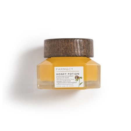 farmacy honey potion antioxidant mask