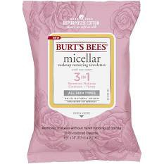 burts bees makeup wipes