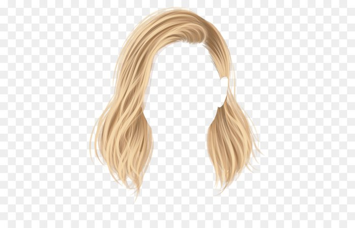 hair transparent background - Google Search