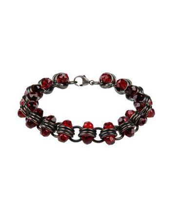 First People First Swarovski Bracelet - Bracelet - Women First People First Bracelets online on YOOX United States - 50176086QS