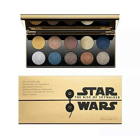 Amazon.com : Pat McGrath Labs Mothership IV Decadence Eye Shadow Palette Star Wars Rise of Skywalker (0.07 oz) : Beauty