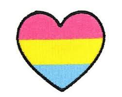 pansexual heart - Google Search