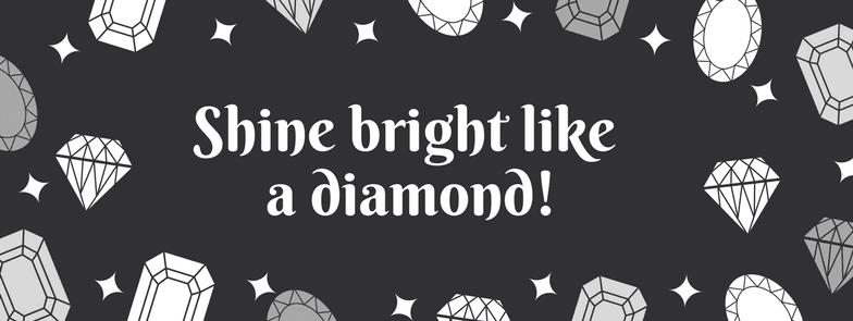 april diamond birthstone quote - Google Search
