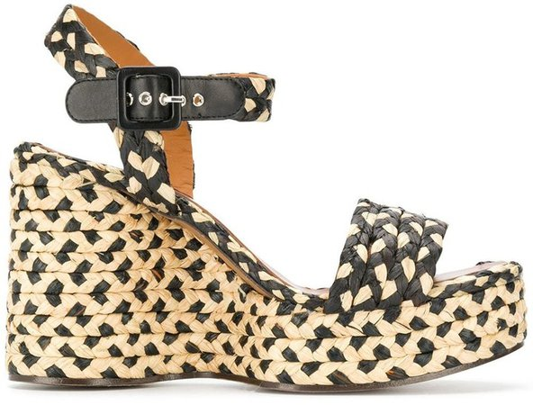 Arizona wedge sandals