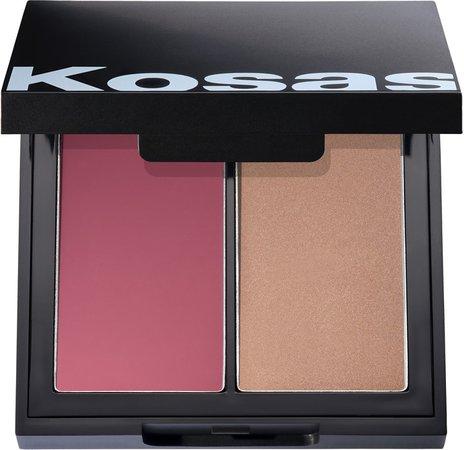 Color & Light Intensity Cream Blush & Highlighter Palette