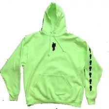 green billie eillish hoodie