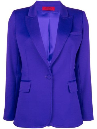 Styland peaked lapel blazer $795 - Buy AW18 Online - Fast Global Delivery, Price