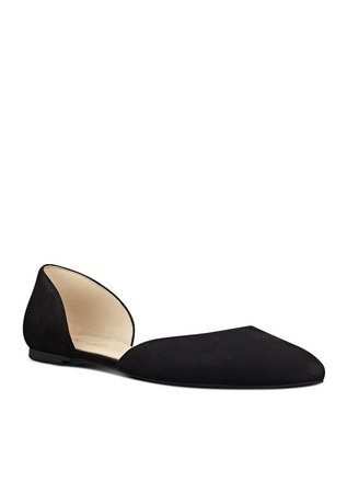 Nine West Starship Pointed Flats ($69)