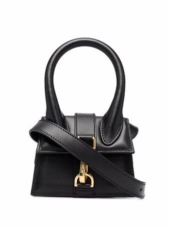 Jacquemus Mini Le Chiquito Leather Bag - Farfetch