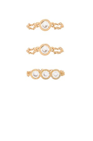 Final Touch Ring Trio