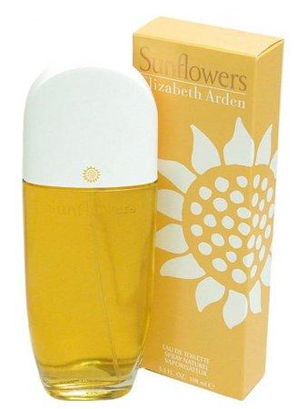 Sunflowers Elizabeth Arden perfume - a fragrance for women 1993