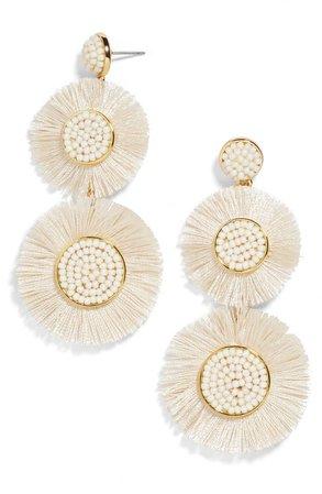 BaubleBar Mariette Fringe Earrings | Nordstrom