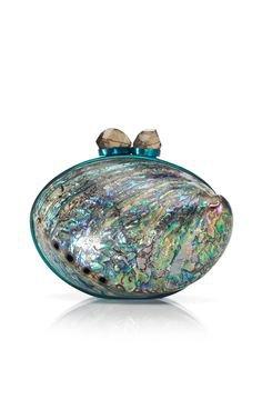 Mermaid Shell Clutch