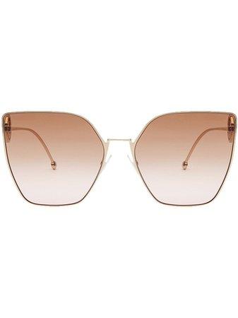 Fendi Eyewear F Is Fendi Sunglasses - Farfetch