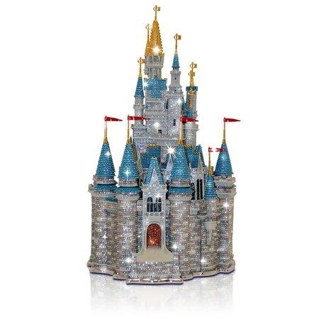 Walt Disney World Cinderella Castle Sculpture by Arribas Brothers - Limited Edition | shopDisney