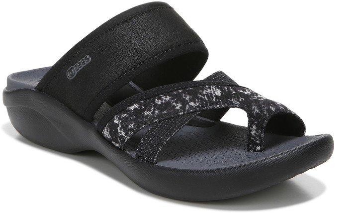 Bzees Callie Toe Loop Sandal