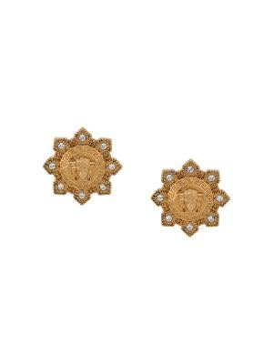 Versace Medusa earring