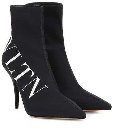 Valentino Garavani VLTN sock boots | Valentino