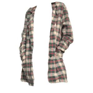 Plaid Coat Jacket PNG