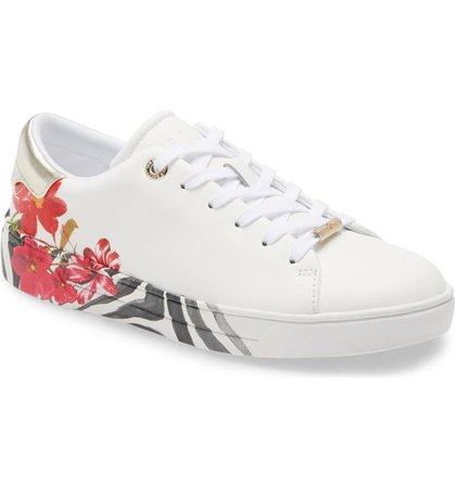 Ted Baker London Lennec Platform Sneaker (Women)   Nordstrom