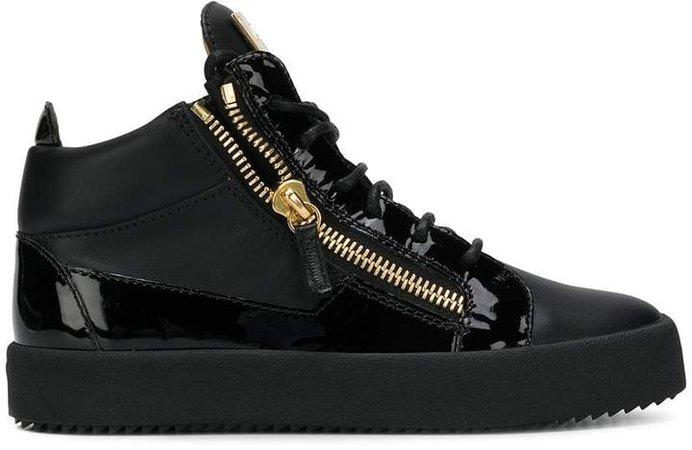 Kriss high-top sneakers