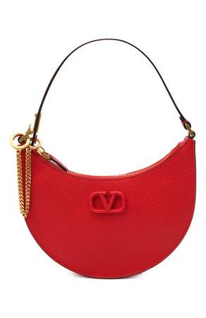 Женская красная сумка valentino garavani vsling VALENTINO — купить за 79950 руб. в интернет-магазине ЦУМ, арт. VW0P0W19/RQR