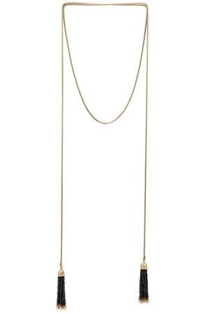Annora Lariat Necklace