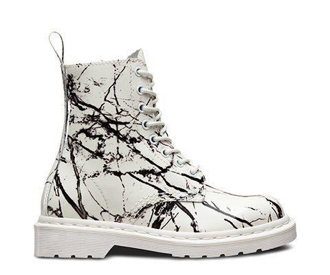 dr martens marble boots - Google Search