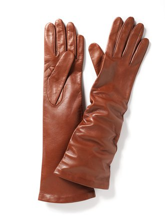 Vercelli Leather Gloves - Hats & Gloves - Jewelry & Accessories - Peruvian Connection