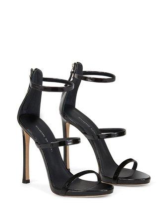 Giuseppe Zanotti Harmony open-toe Sandals - Farfetch
