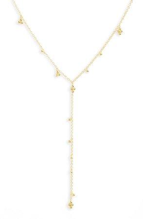 Costa Bead Charm Y-Necklace