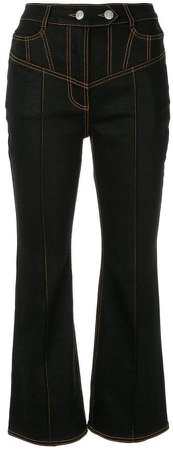 Presentism Corset Waist jeans