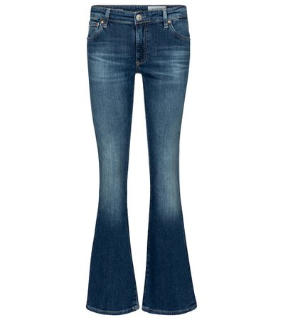 High-Rise Bootcut Jeans - AG Jeans | Mytheresa
