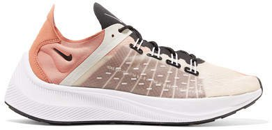 Future Fast Racer Exp-x14 Ripstop Sneakers - Beige