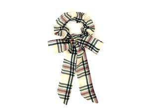 Plaid Scrunchie Bow – ShopPoe-Poe'