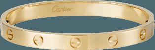 CRB6035517 - LOVE bracelet - Yellow gold - Cartier