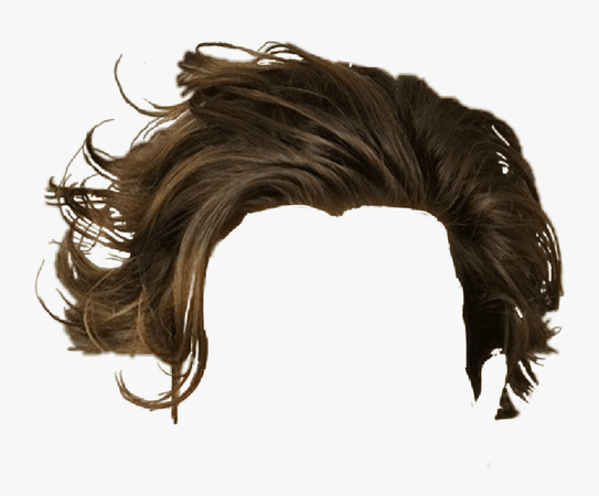 messy hair png - Google Search