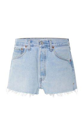 Vintage Levi's Denim Shorts by Re/done | Moda Operandi