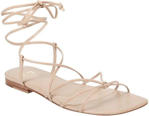 Marina Lace-Up Sandal